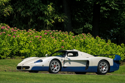 Photo de la semaine - Maserati MC12